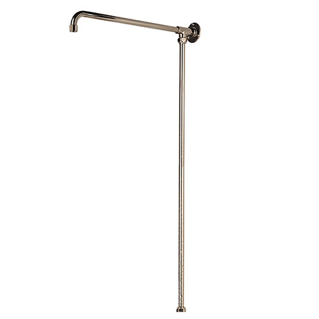 Bristan - 1901 Fixed Riser Rail - Gold - N-RISE-G