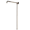 Bristan - 1901 Fixed Riser Rail - Gold - N-RISE-G profile small image view 1