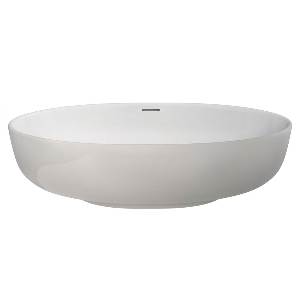 Clearwater - Puro Natural Stone Bath - 1700 x 750mm - N15 Large Image