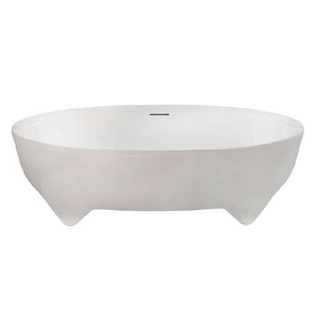 Clearwater - Vigore Natural Stone Bath - 1700 x 750mm - N17