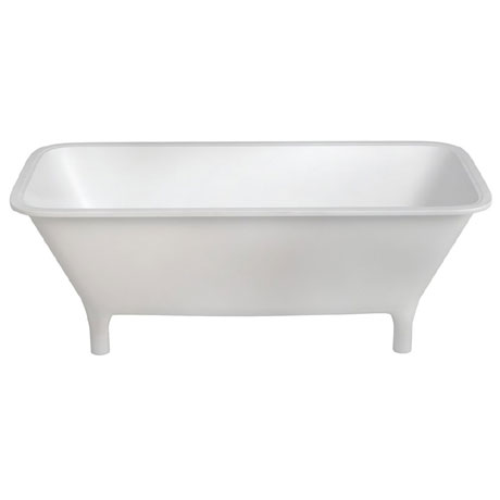 Clearwater - Lonio Natural Stone Bath - 1700 x 750mm - N19