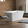 Clearwater Palermo Petite ClearStone Bath - N4CCS profile small image view 1