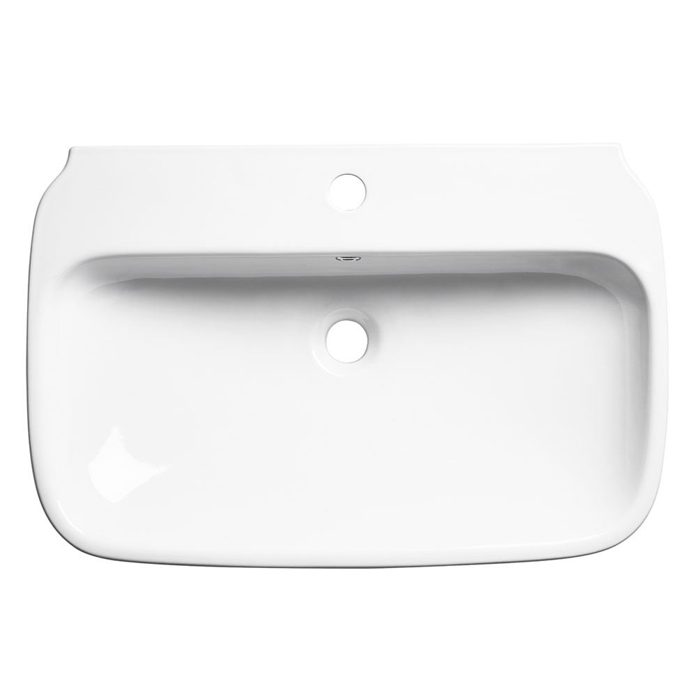 Roper Rhodes Note 650mm Wall Mounted or Countertop Basin - N65SB Large Image