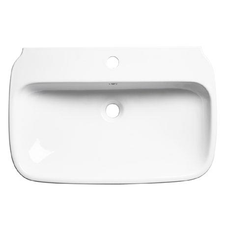 Roper Rhodes Note 650mm Wall Mounted or Countertop Basin - N65SB