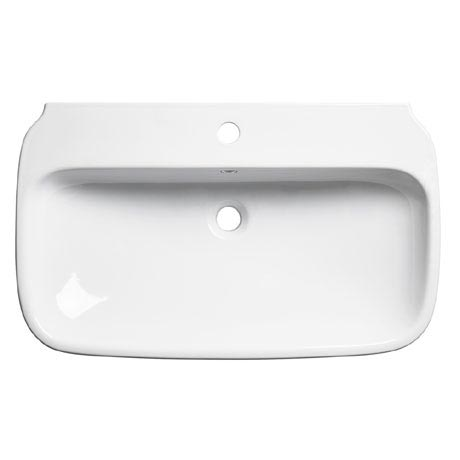 Roper Rhodes Note 750mm Wall Mounted or Countertop Basin - N75SB