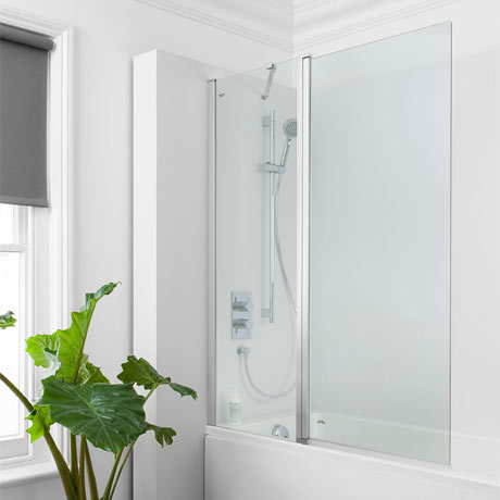 Simpsons - Click Double Bath Screen - 1150mm