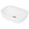 Hudson Reed Rectangular 455 x 325mm Countertop Vessel Basin - NBV158 profile small image view 1