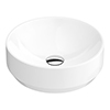 Hudson Reed Round 350mm Countertop Vessel Basin - NBV162 profile small image view 1