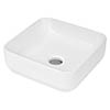 Hudson Reed Square Countertop Vessel Basin - NBV163 profile small image view 1