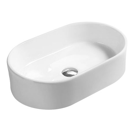 Hudson Reed Rounded 550mm Countertop Vessel Basin - NBV169