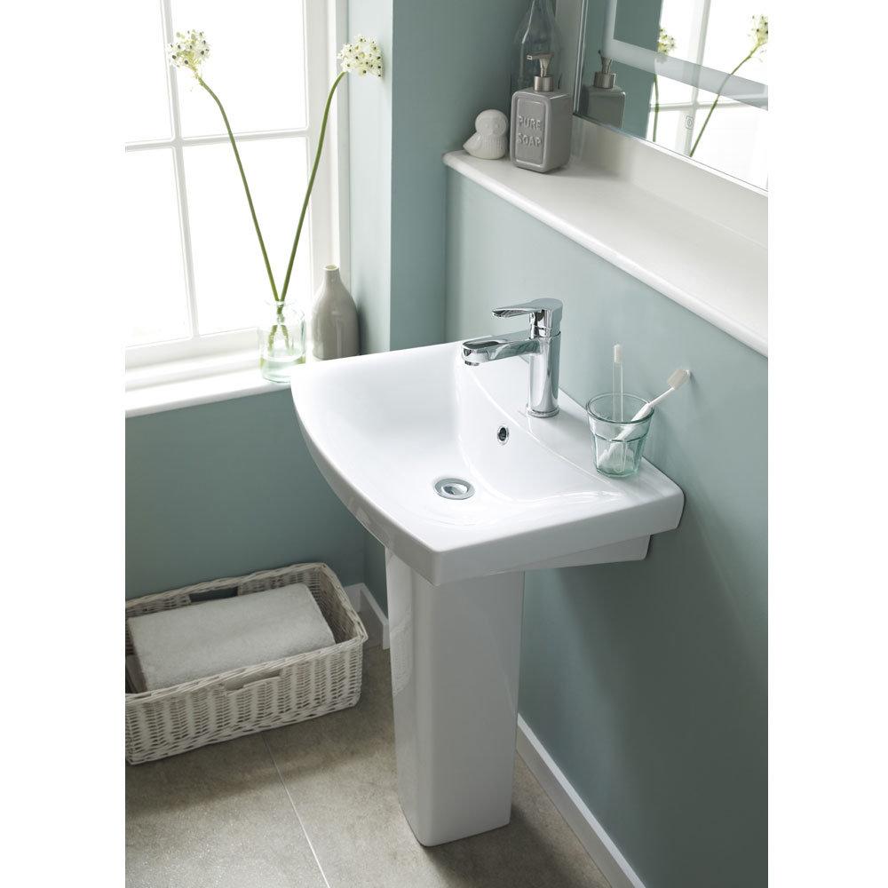 Premier Hamilton 4 Piece Bathroom Suite - Various Sizes profile large image view 2