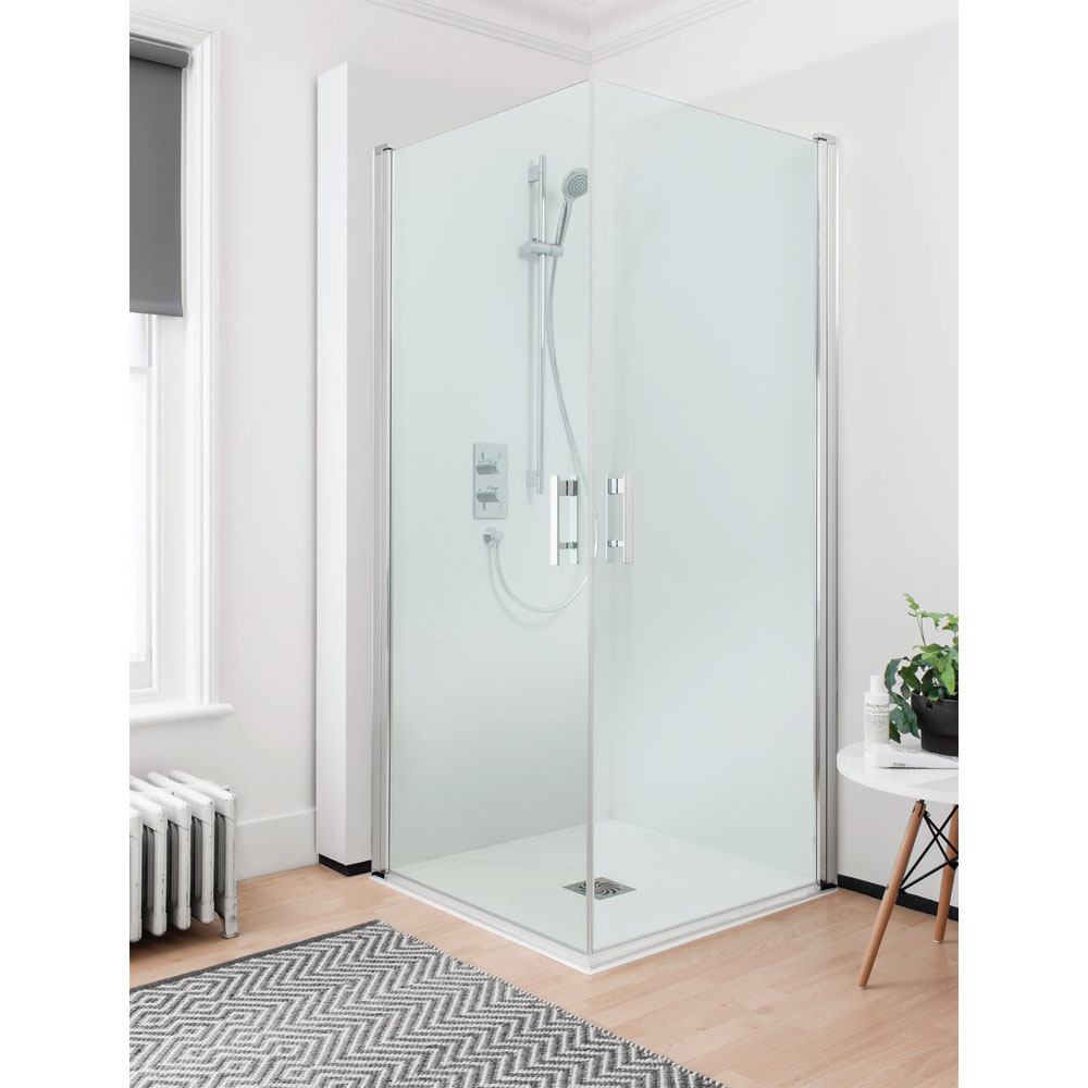 Simpsons - Click Easy Access Double Hinged Door - 2 Size Options Profile Large Image