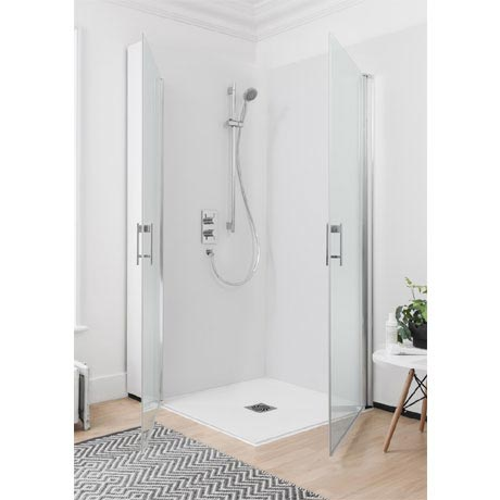 Simpsons - Click Easy Access Double Hinged Door - 2 Size Options