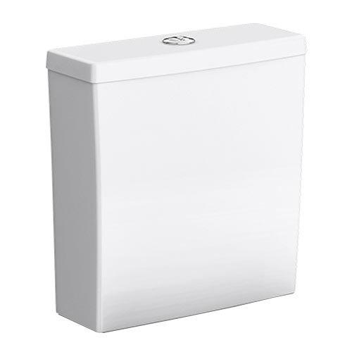 Bianco/Marina Dual Flush Cistern