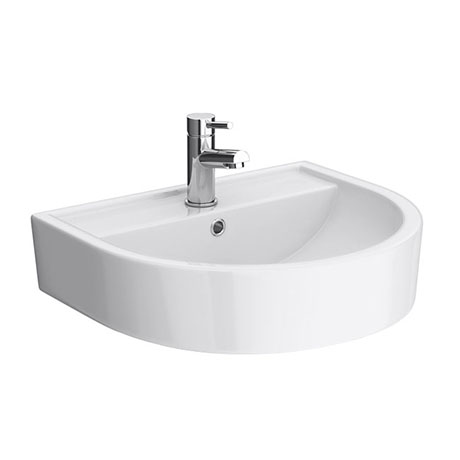 520mm 1TH Round Basin - NCH404