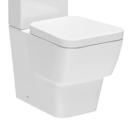 Premier Cambria Close Coupled Pan + Soft Close Seat