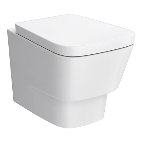 Premier Cambria Wall Hung Toilet with Soft Close Seat - NCR340