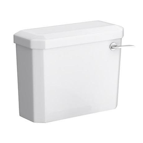 Premier Carlton Cistern + Chrome Lever