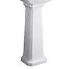 Carlton/Richmond Full Pedestal profile small image view 1