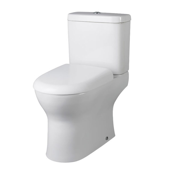 Premier Perth Toilet With Soft Close Seat At Victorian