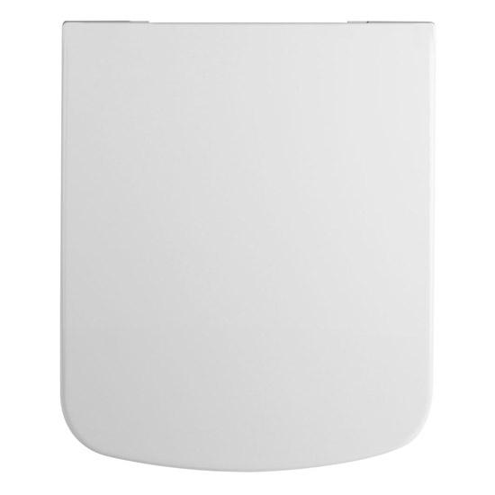 Premier Square Soft Close Toilet Seat with Top Fix - NCU799 Large Image