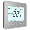 Heatmiser neoAir v2 Wireless Smart Thermostat - Platinum Silver profile small image view 1