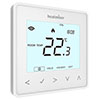 Heatmiser neoAir v2 Wireless Smart Thermostat - Glacier White profile small image view 1