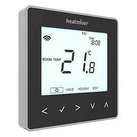 Heatmiser neoStat V2 - Programmable Thermostat - Sapphire Black
