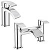Nexus Modern Tap Package (Bath + Basin Tap) profile small image view 1