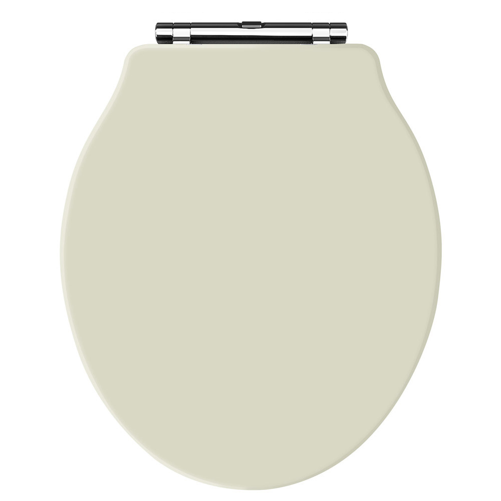 Old London - Pistachio Soft Close Toilet Seat (For Chancery Toilets) - NLS298 Large Image