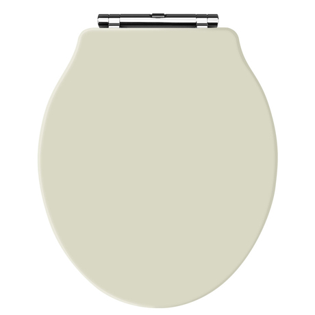 Old London - Pistachio Soft Close Toilet Seat (For Chancery Toilets) - NLS298