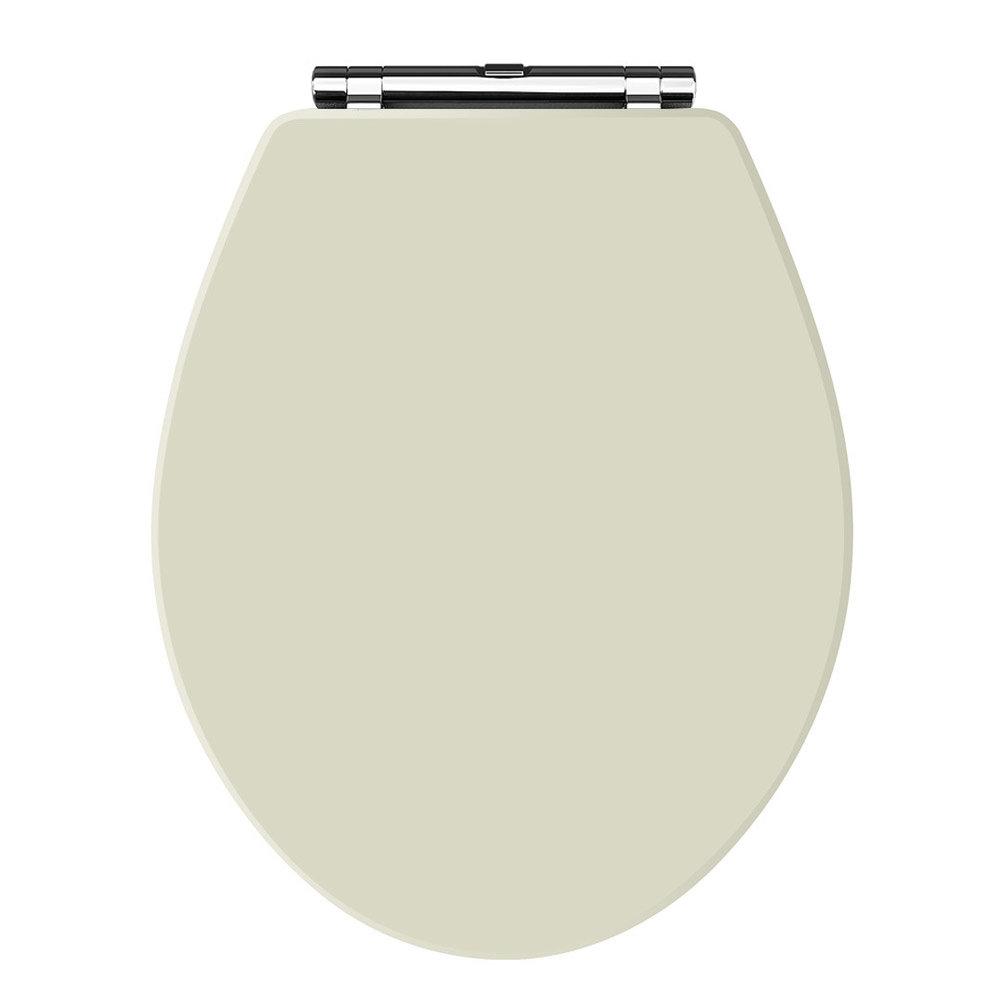 Old London Pistachio Wooden Soft Close Seat For Richmond Toilets - NLS299 profile large image view 1