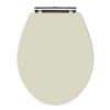 Old London Pistachio Wooden Soft Close Seat For Richmond Toilets - NLS299 profile small image view 1