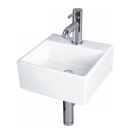RAK - Nova Mini Square 1 Tap Hole Basin - NOVA30