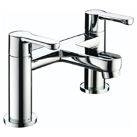 Bristan - Nero Bath Filler - Chrome - NR-BF-C