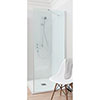 Crosswater - Click Shower Side Panel - 2 Size Options profile small image view 1