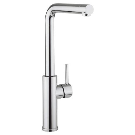 Crosswater - Cucina Ninety Side Lever Kitchen Mixer - Chrome - NT714DC