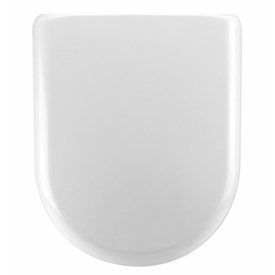Luxury D Shape Soft Close Top Fixing Toilet Seat