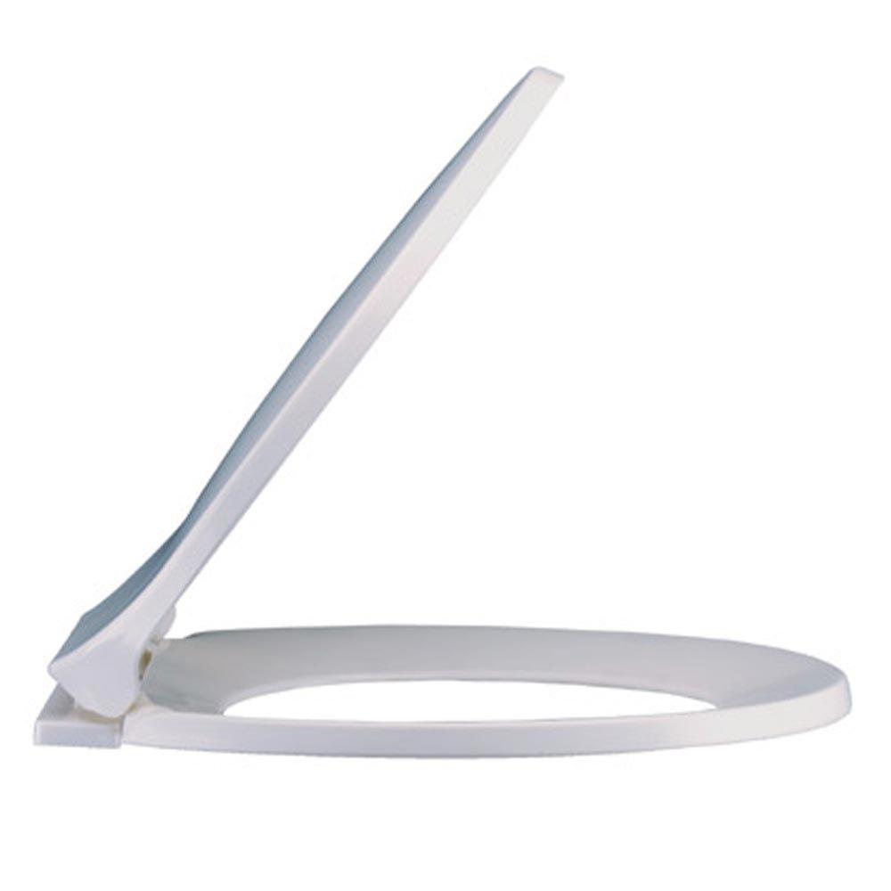 Standard Soft Close Toilet Seat - White Profile Large Image