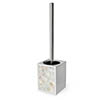 Nuvo Freestanding Toilet Brush & Holder Medium Image