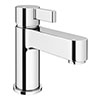 Nova Mono Basin Mixer Tap Inc. Click Clack Waste profile small image view 1