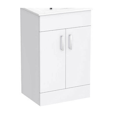 Turin 500mm Vanity Cabinet (excluding Basin)
