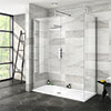 Nova 1500 x 700 Wet Room (Inc. Screen, Side Panel + Tray) profile small image view 1