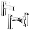 Nova Modern Tap Package (Bath + Basin Tap) profile small image view 1