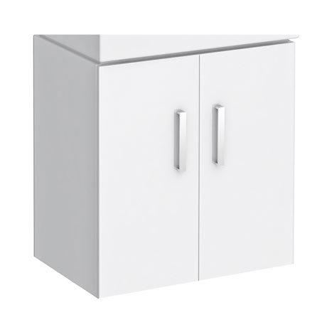 Nova 450mm Wall Hung Vanity Cabinet (excluding Basin)