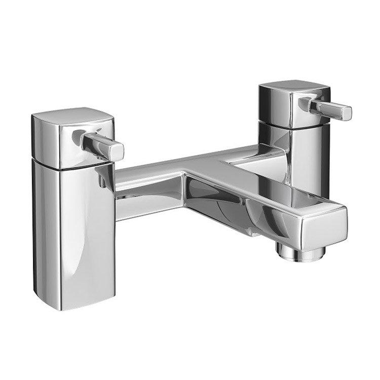 Neo Minimalist Bath Filler - Chrome Large Image