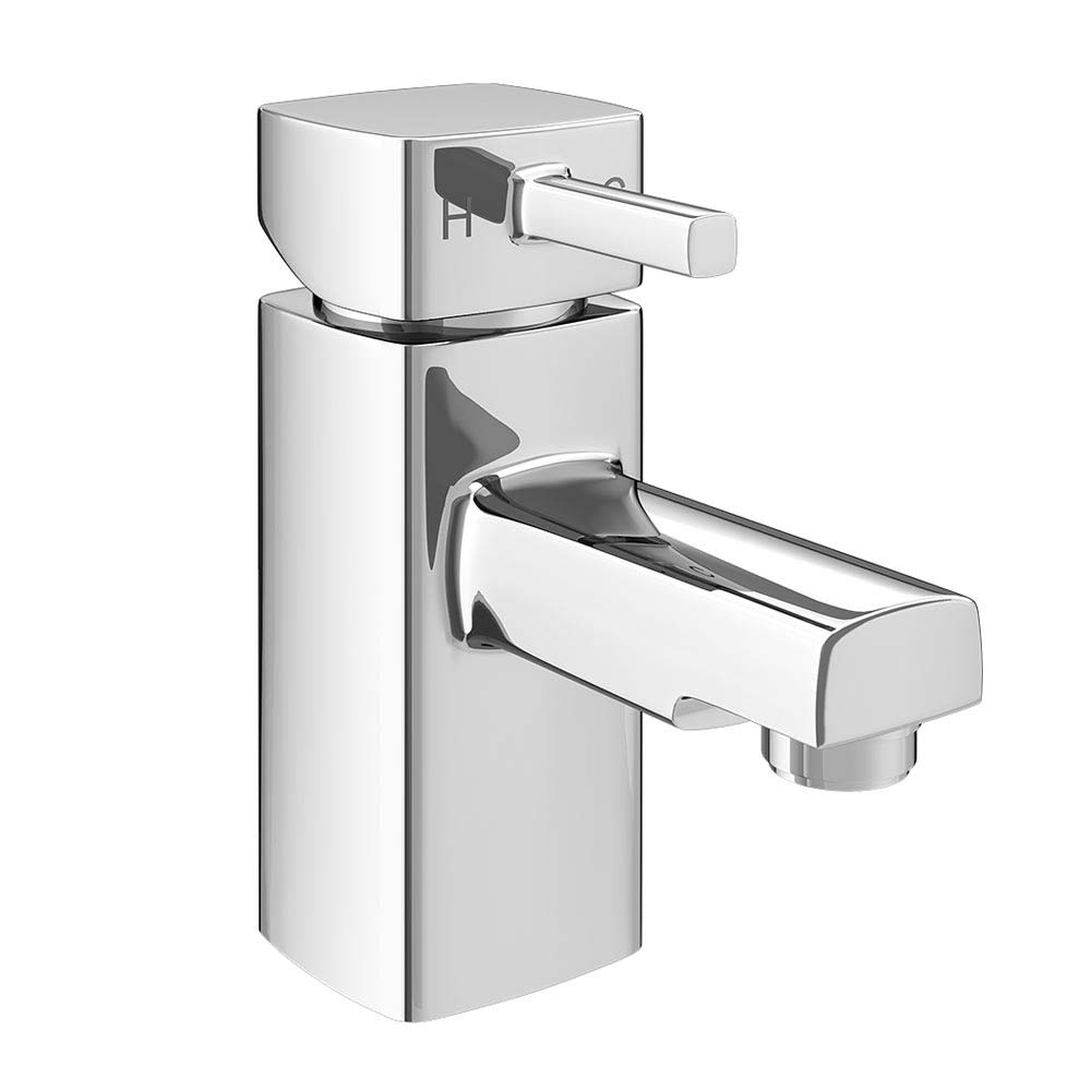 Neo Modern Basin Tap + Waste profile large image view 1