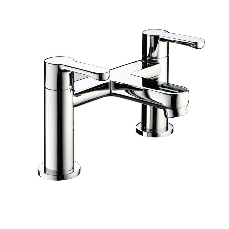 Bristan - Nero Bath Filler - Chrome - NR-BF-C Large Image