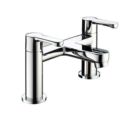 Bristan - Nero Bath Filler - Chrome - NR-BF-C