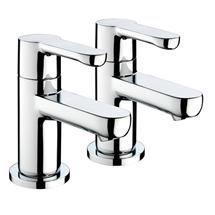 Bristan - Nero Bath Taps - Chrome - NR-3/4-C Medium Image